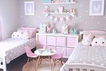 habitaciones infantiles juguetes ordenados