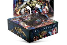 Games & Collectibles / Marvel Trading Cards and Hello Kitty