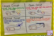 Teaching Electricity, Circuits, Conductors, Insulators to 4th/5th Grade / Ideas for teaching about circuits, conductors, insulators, and electricity to upper elementary students.