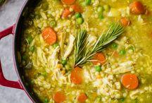 Soups, salads, soulmates