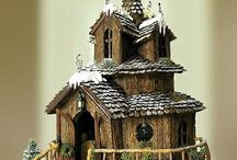 Gingerbread inspiration / by Jennifer Carden