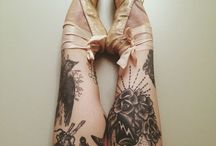 tattoos / by Sophie Bryk