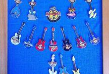 Collectibles & Pins / display collectibles