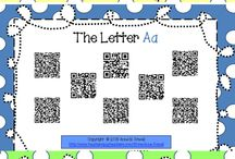 Letters and Sounds in TK