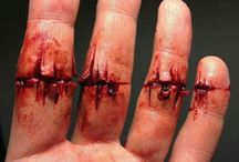 Cutted fingers