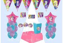 Equestria Girls Birthday