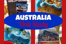 Australia Unit Lessons and ideas