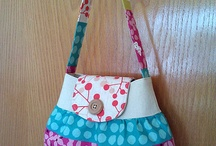 homemade purses and pouches / by Tracy Belgarde