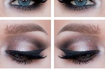 Make Up / We love love LOVE makeup here at Bella's. Here are some of our favorite looks and trends.