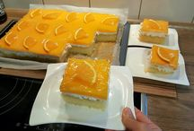 portakalli pudingli pasta