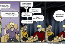 Star Trek / by Kevin Mitnik