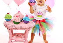 Graces First Birthday Ideas / by Amber Romo