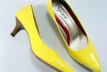 Sapatos / Scarpins / Peep Toe / Trabalhamos com calçados femininos.