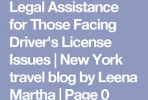 Legal Assistance for Those Facing Driver's License Issues