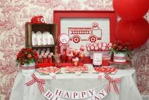 Boys Birthday Inspiration / by Jennifer Phillips-Velotti
