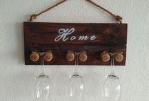 My decorations / DIY decorations