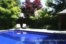 Amazing Garden Swimming Pool London / Amazing Garden Swimming Pool in London. We specialise in Swimming Pool Maintenance and Construction Swimming.