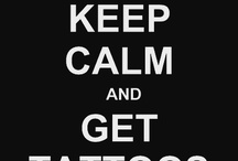 Tattoos / by Sarah Kathhrynn