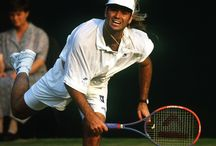 André agassi / Nr 1 tennisplayer of all time