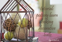 DIY/Craft Ideas / by Becky Sechler