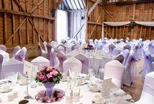Tythe Barn / Our 17th Century Tythe Barn is a Stunning Wedding Venue