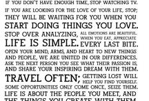 true & inspirational