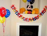 birthday ideas / by Flossie De Jonge-Baker