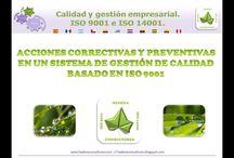 Vídeos ISO 9001. Gestión de calidad / Información sobre los requisitos de la norma ISO 9000 y los sistemas de calidad