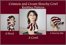 "Hobby: Free Knitting Patterns / I have recently started knitting, but find it so fun and can't wait to start going on different projects! Here you will find free knitting patterns and tutorials. If you would like to contribute to this board, please send an email to EyeLoveKnots@gmail.com with the subject line as ""Pin: Free Knitting Patterns""."