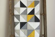 Quilt / Driehoek