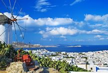 mykonos greece:views of Mykonos / seaside
