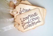 Live Laugh Love party