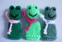 Knitting and Crochet 2