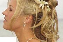 ♥ Haarstijlen - Hairstyles ♥ / Veel bruidskapsels om ideetjes op te doen