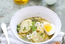 Slurping soup and stews