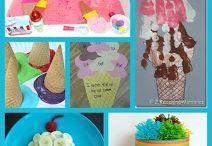 Activités thématiques Crème glacée