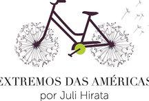 Extremes of Americas / Solo Cyclotrip from Alaska to Argentina made by Juli Hirata (@julihirata)