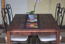 meubles bois pallettes