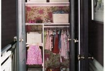 decorate: closet space / by Anne Morgan