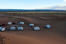 Luxury Desert Camps In Erg Chigaga And Erg Chebbi Dunes