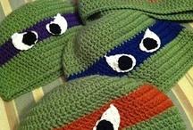 trico e croche