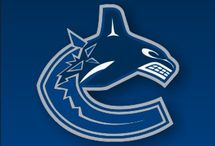 Vancouver Canucks! / by Heather Stone