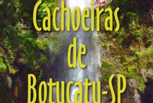 Cachoeiras de Botucatu-SP