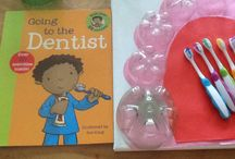 Dentist activities for toddlers