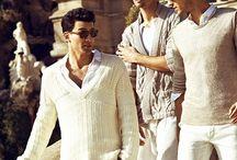 White  / Menswear