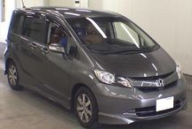 Honda Freed 2009 Gray - Affordable and high grade Used car / Refer:Ninki26378 Make:Honda Model:Freed Year:2009 Displacement:1500 CC Steering:RHD Transmission:AT ColorGray FOB Price:9,300 USD Fuel:Gasoline Seats:7 Exterior Color:Gray Interior Color:Gray Mileage:101,000 KM Chasis NO:GB3-1101512 Drive type  Car type:Wagons and Coaches