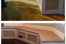 Alcove or alcoved ideas