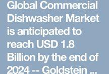 Commercial Dishwasher Market