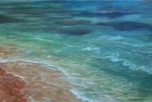1. My artwork - Seascapes