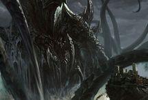 Artwork (Creatures/Monsters)